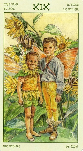 19-the-spirit-of-flowers-tarot-sun