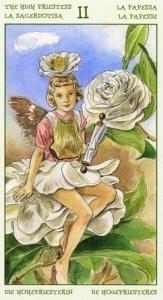02-the-spirit-of-flowers-tarot-high-priestess