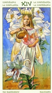 14-the-spirit-of-flowers-tarot-temperance