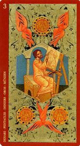 53-taro-zoloto-ikon-pentakli-troyka