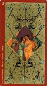 40-taro-zoloto-ikon-zghezly-pyaterka