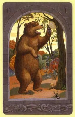 Медведь Ленорман значение