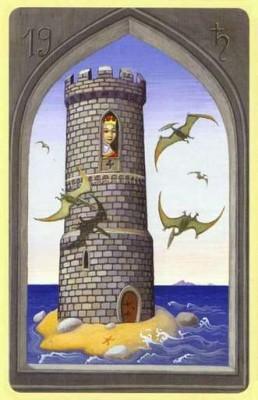Башня Ленорман значение