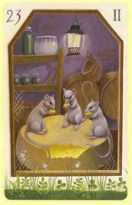 Крысы Ленорман значение