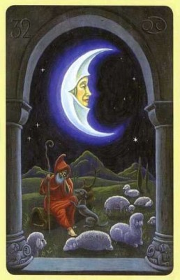 Луна Ленорман значение