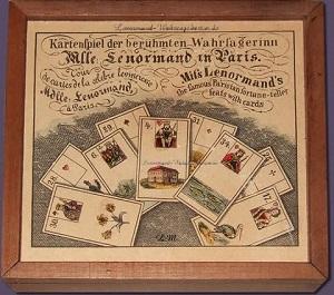 Сочетание карт Ленорман