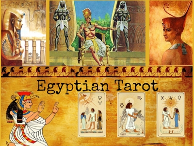 Египетское Таро, гадание на Египетском Таро