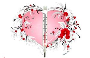 Градусник любви онлайн