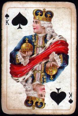 Погадать на короля расклад
