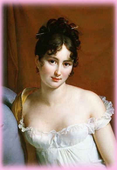 Гадание пасьянс мадам Рекамье