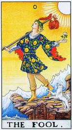 Значение карт Таро при гадании Карты Таро толкование Дурак или Шут