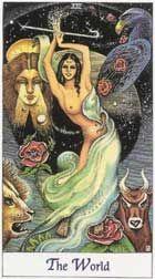Мир в Раскладе Толкование снов и сновидений Расклады Таро