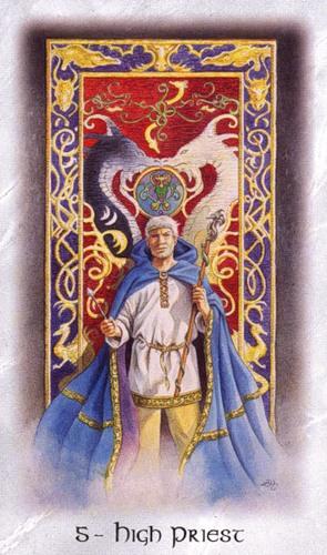 Расклад Кельтский крест Расклады Таро