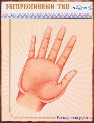 Гадание по руке Хиромантия Воздушная рука