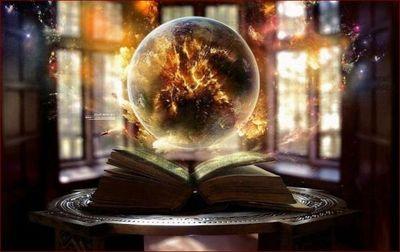 Шар предсказаний онлайн Славянское гадание на шаре