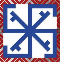 Купить славянские обереги в Москве Цветок папоротника Сварга