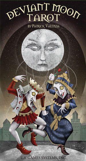 Таро Безумной Луны Deviant Moon Tarot