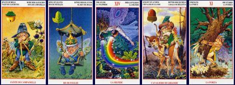 Волшебное Таро сказок Таро Сказки леса (Fairy Tarot)
