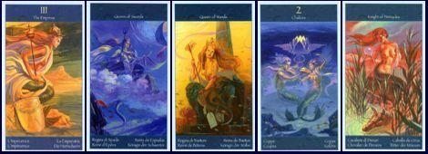 Волшебное Таро сказок Таро Волшебный мир сирен (Tarot of the Mermaids)
