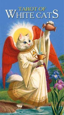 Колода Таро Белых Кошек