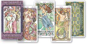 Купить Таро Галерея Art Nouveau Tarot