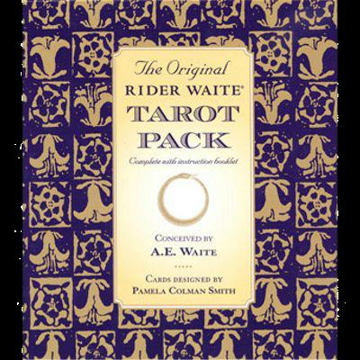 Купить Оригинальное Таро Райдера-Уэйта Набор Original Rider-Waite® Tarot Set