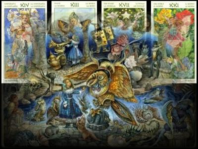 Толкование карт Таро, предсказание Таро