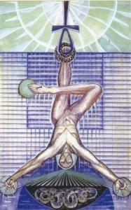 12-thoth-tarot-dergehaengte