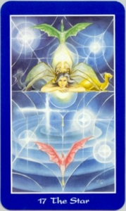17-shapeshifter- tarot-zvezda