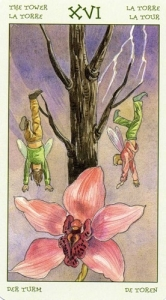 16-the-spirit-of-flowers-tarot-tower