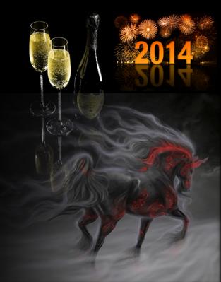 Новогодние гадания 2014 на будущее