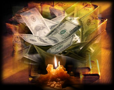 Гадание на деньги и на богатство