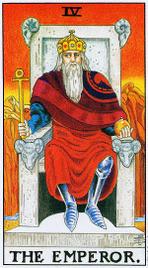 Значение карт Таро при гадании Карты Таро толкование Император