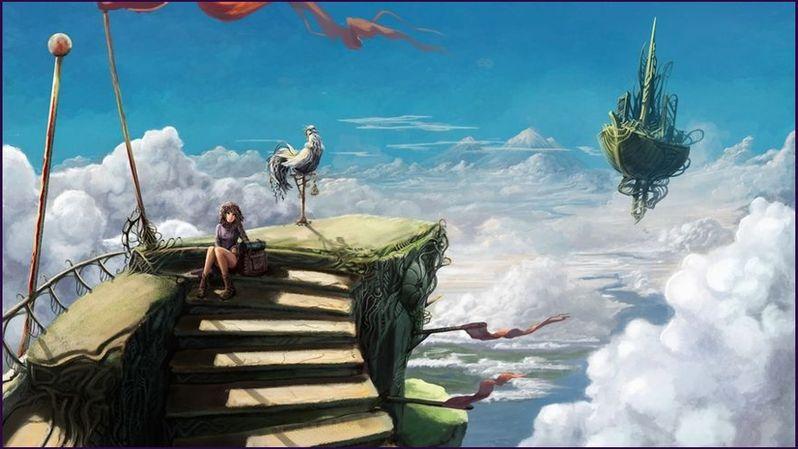Расклад Лестница | Расклады Таро