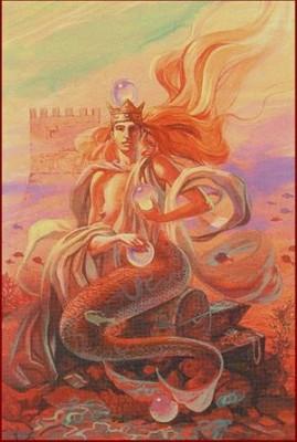 Расклад Семь жемчужин Исиды | Расклады Таро