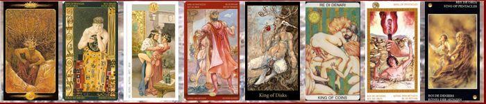 Король пентаклей (денариев) Таро толкование пентаклей (денариев)