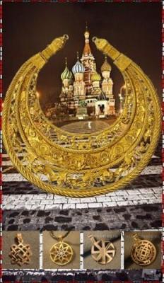 Купить славянские обереги в Москве