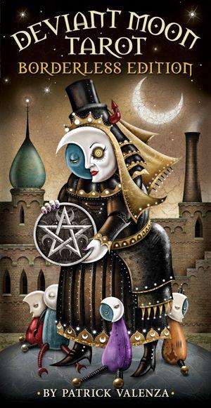 Таро Безумной Луны, Девиант Мун Таро, Deviant Moon Tarot