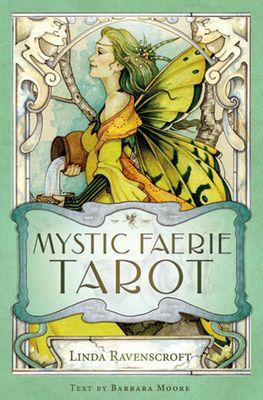 Колода Мистическое Таро Фей (Mystic Faerie Tarot) Линды Равенскрофт и Барбары Мур (Barbara Moore & Linda Ravenscroft)