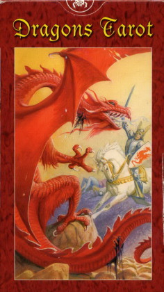 Колода Таро Драконов (Dragons Tarot) Манфреди Торальдо (Manfredi Toraldo) и Северино Баральди (Severino Baraldi)