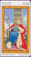 Гадание на таро на человека, гадание обольстителя на человека, король мечей