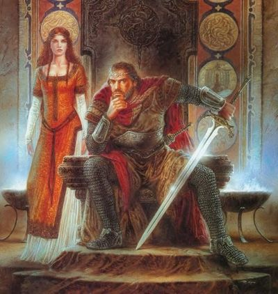 Короли таро значение, Король мечей