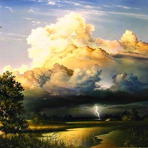Толкование снов онлайн бесплатно на букву О облака во сне